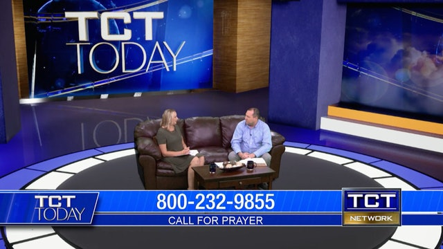 Join Tom & Heather Nolan | TCT Today  | 7/16/21