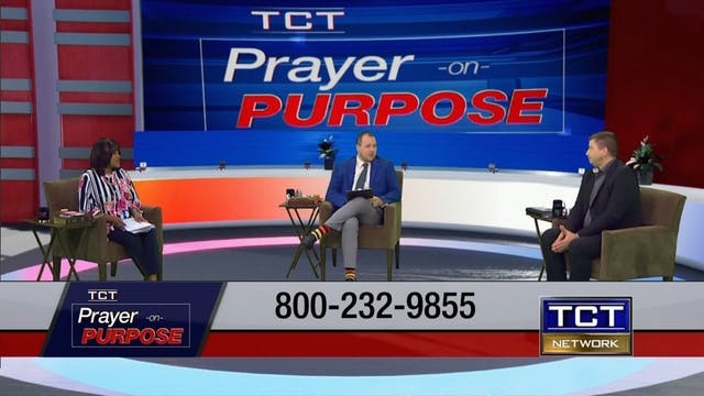 Jeff Wolf | Prayer on Purpose