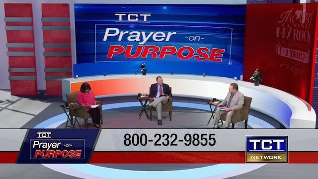 Pure Flix Director, Billy Hallowell | Prayer on Purpose