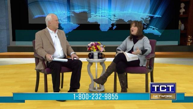 """God has increase on his mind"" | Len & Cathy"