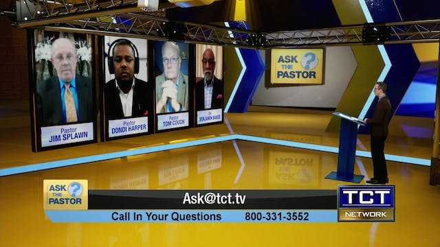 Topic: Depression | Ask the Pastor