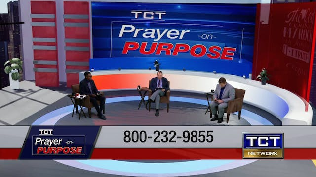 Kim Jones-Pothier | Prayer on Purpose