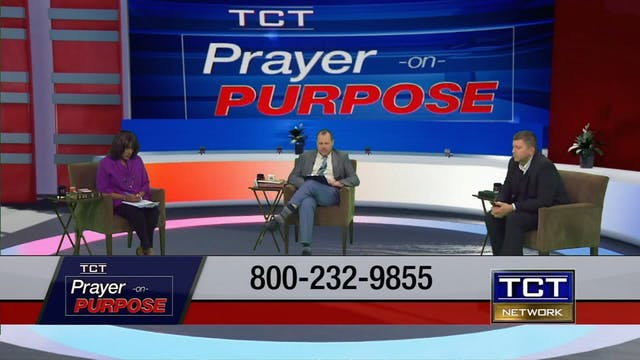 Benjamin Lipford | Prayer on Purpose