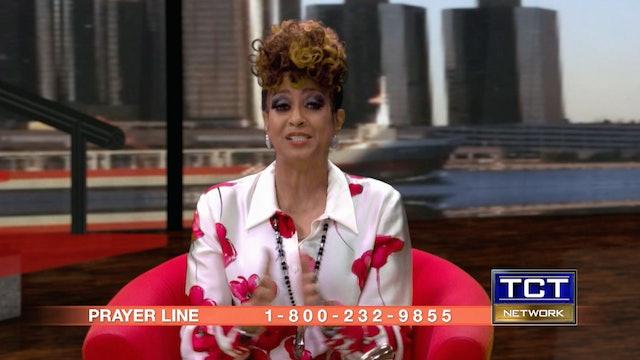 """Prophetess Tiffany Morriar, Jennifer Mekel Jones"" | Dorinda"