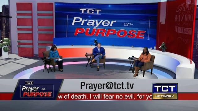 Charity Kayembe | Prayer on Purpose
