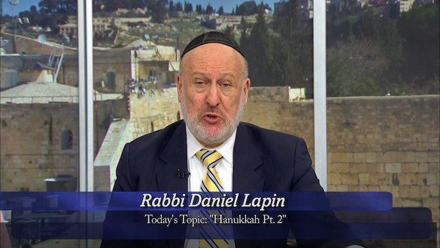 Hanukkah 2 Program   Ancient Jewish Wisdom