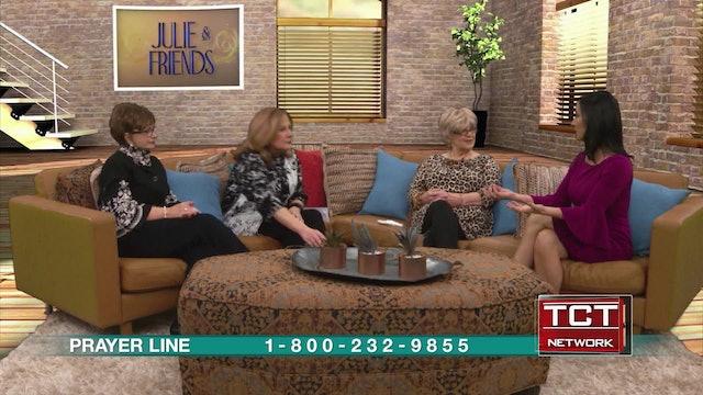 """Caring for Veterans"" Guest: Suzette Graham"