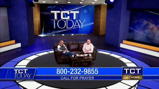 Join Tom & Heather Nolan   TCT Today    9/3/21