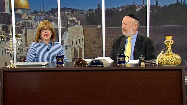 """Family, Finances, Friendship, and Faith""   Ancient Jewish Wisdom"