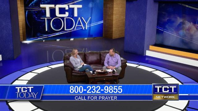 Join Tom & Heather Nolan   TCT Today    7/30/21