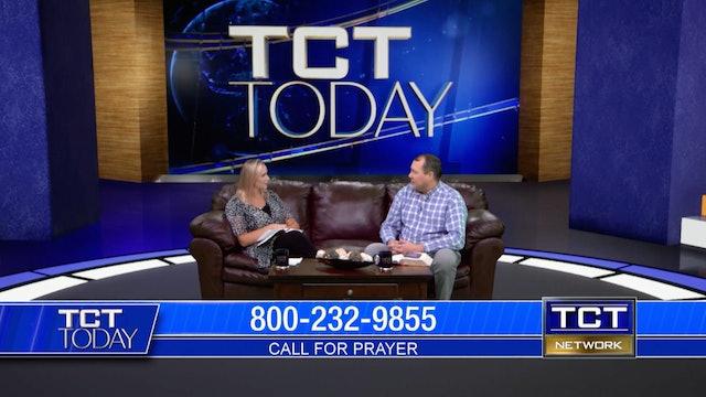 Join Tom & Heather Nolan | TCT Today  | 8/27/21