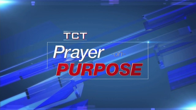 Television Host, Josh Paul | Prayer on Purpose