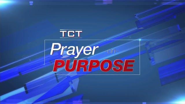 Television Host, Josh Paul | Prayer o...