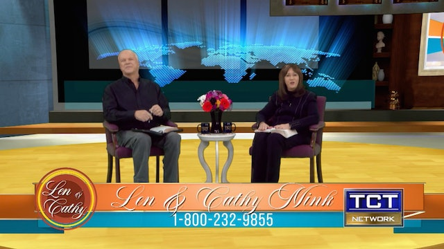 The Compassion of Jesus | Len & Cathy