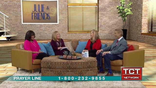 """""""Divine Health"""" Guest: Dr. Don & Mary..."""