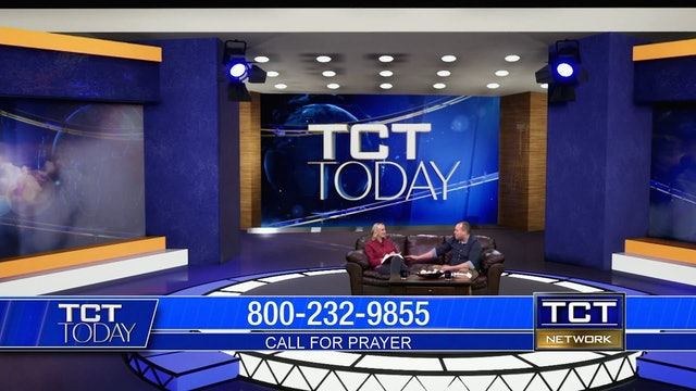 Join Tom & Heather Nolan   4/23/21   TCT Today