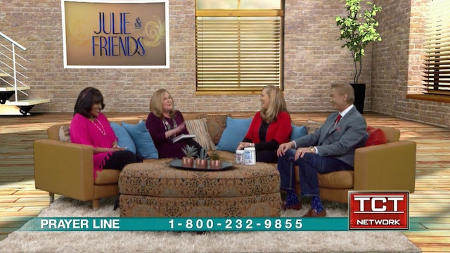 """Divine Health"" Guest: Dr. Don & Mary Colbert"