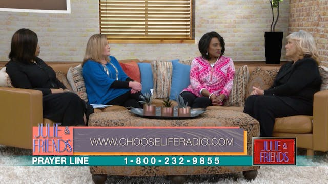 """""""Overcoming Abortion"""" Guest: Jill Taylor"""