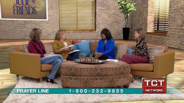 """""""Finding Balance"""" Guest: Wendy Speake"""