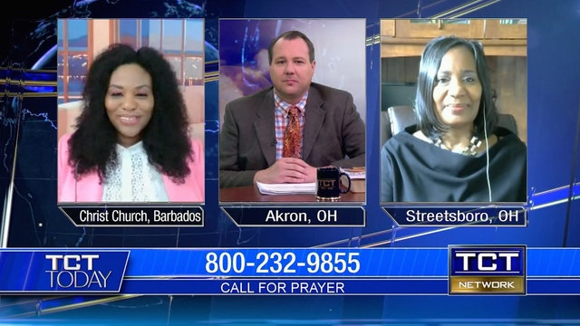 Dr. Sherrie Walton, Sandra Heard | TCT Today