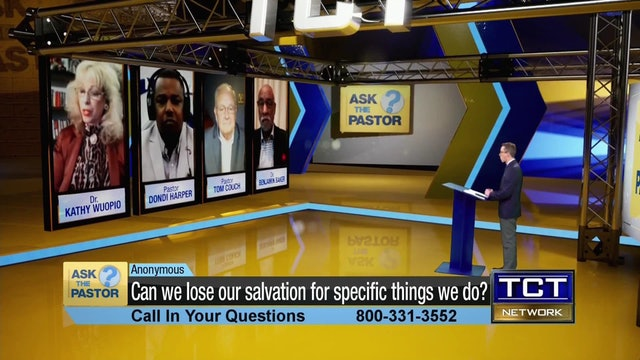 Can we lose our salvation for specific things we do? | Ask the Pastor