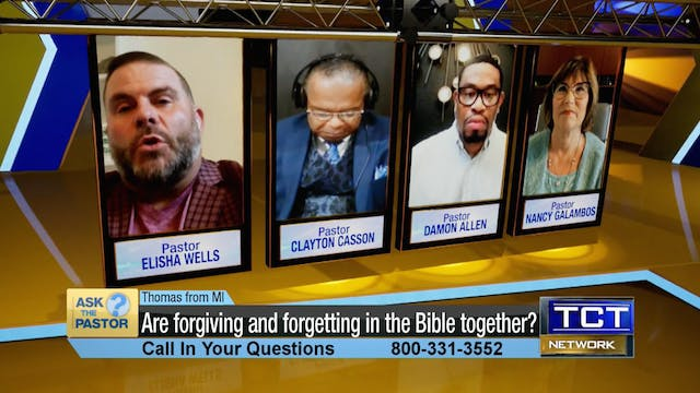 """""""Are forgiving and forgetting in the ..."""