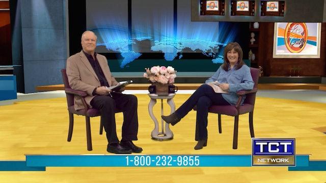 Courage to Move Forward   Len & Cathy