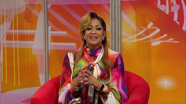 """Guest: Prophetess Sharon Seay Whitelaw"" | Dorinda"