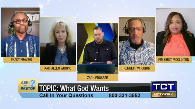 Topic: What God Wants