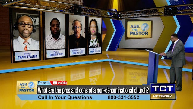 """""""What are the pros and cons of a non-denominational church?"""" 