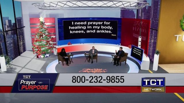 Special Agent Supervisor & Author, Ed Hudson | Prayer on Purpose