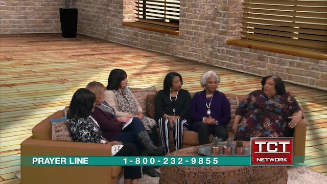 """""""Surviving Domestic Violence"""" Guest: Theda Fields-White"""