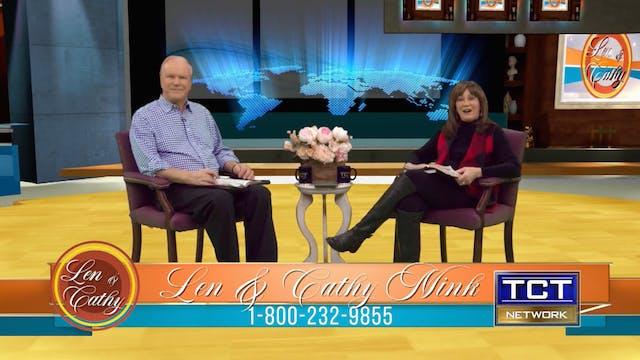 """Courage to Move Forward"" | Len & Cathy"
