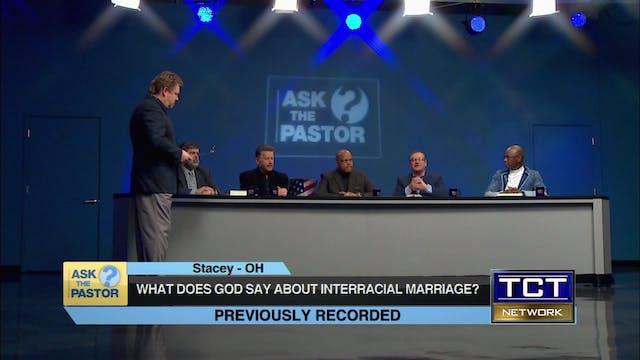 Pastors: Rabbi Eric L., Les F., Ron A...