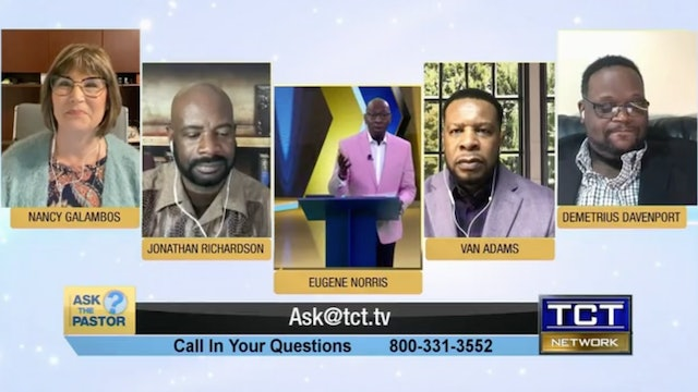 Topic: Gas Crisis | Ask the Pastor