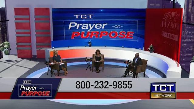 NBA Franchise Founder, Pat Williams | Prayer on Purpose