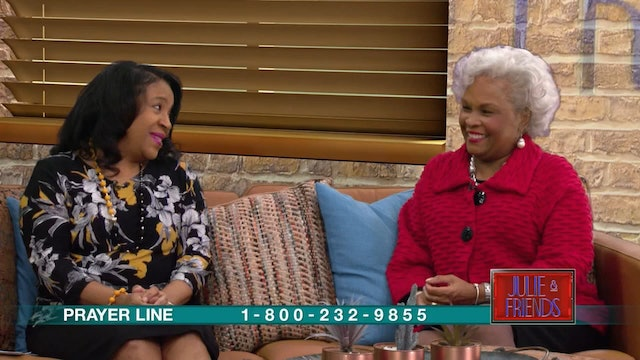"""""""Removing the Mask"""" Guest: Dr. Thomasine Wortham"""