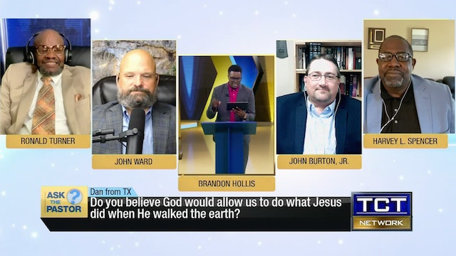 """""""What is the Biblical instruction on our use of money?"""" 