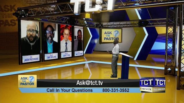 Topic: Luke 23   Ask the Pastor