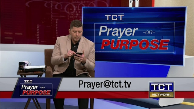 Incredible Guest - DR. JIM DENISON | Prayer on Purpose