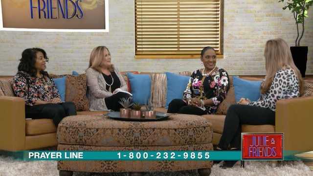 """""""Reclaim the Real You-Part 1"""" Guest: Brenda Crouch"""
