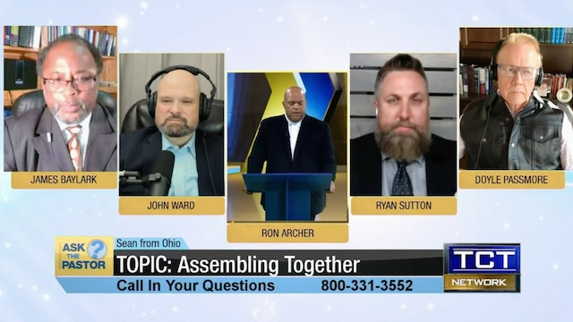 Topic: Assembling Together | Ask the Pastor