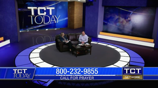 Join Tom & Heather Nolan | 3/26/21 | TCT Today