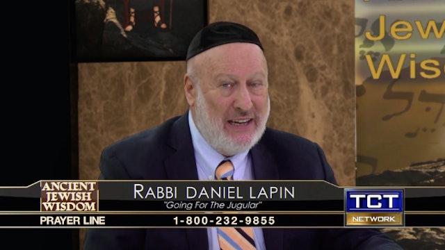 Going For The Jugular   Ancient Jewish Wisdom