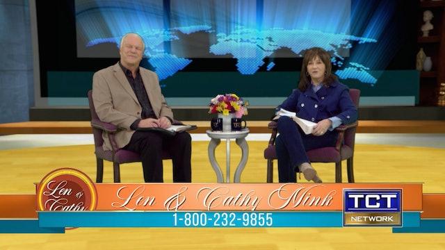 """Cast all Your Cares"" | Len & Cathy"