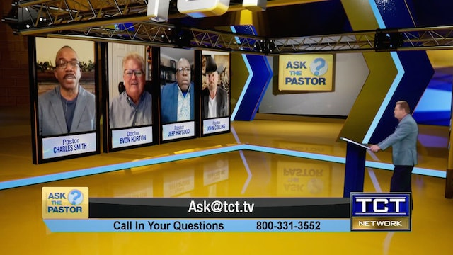 Topic: Following the Spirit | Ask the Pastor