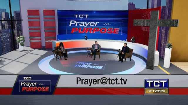 Steve Deace | Prayer on Purpose