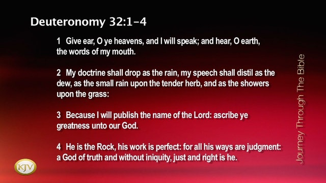 """""""Revelation""""   07/19/20   A Journey Through the Bible"""