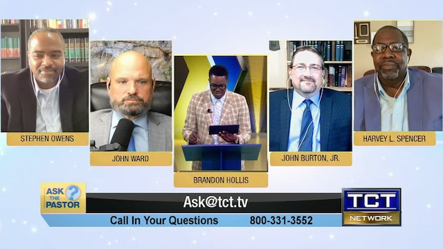 """""""Why was there a voice from heaven at the baptism of Jesus?"""" 