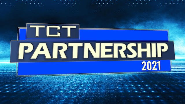 TCT Partnership 2021 | Dr. Mike Smalley